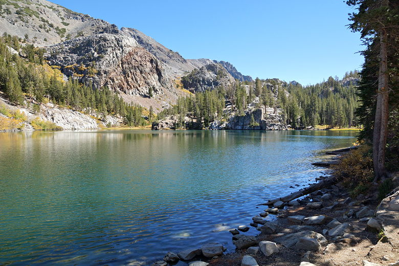 Arrowhead and skelton lakes for Lake arrowhead fishing